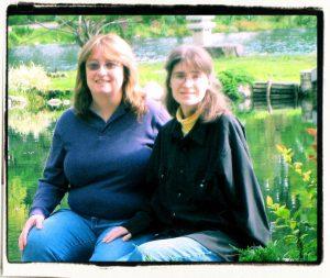Teresa and Amanda - Buffalo, NY 2012